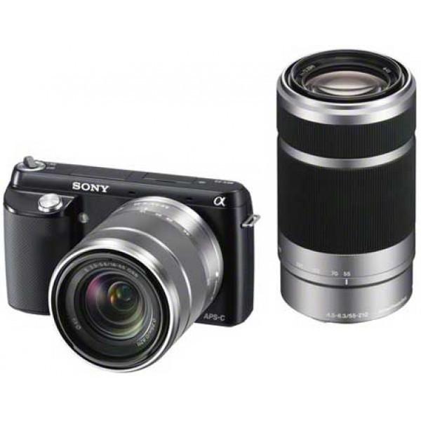 Sony DSLR-NEXF3Y 18-55mm
