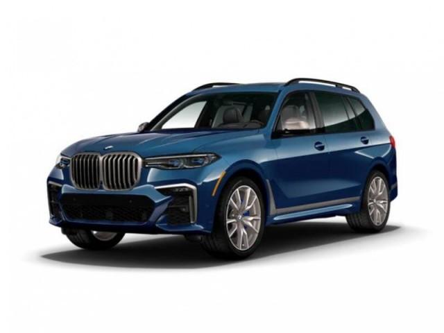 BMW X7 xDrive40i 2021 (Automatic)