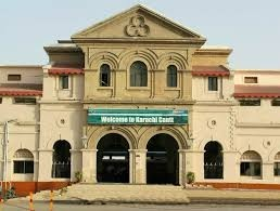 Karachi Cantonment Railway Station