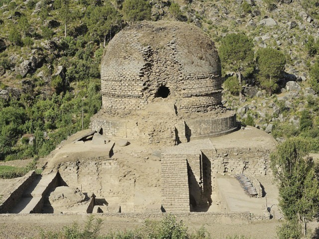 Amluk Dara Stupa