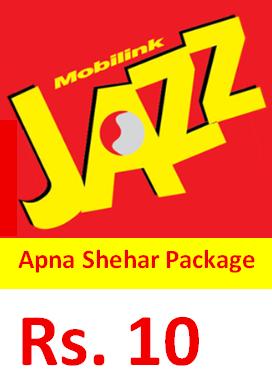 Apna Shehar Package (Selected Cities)