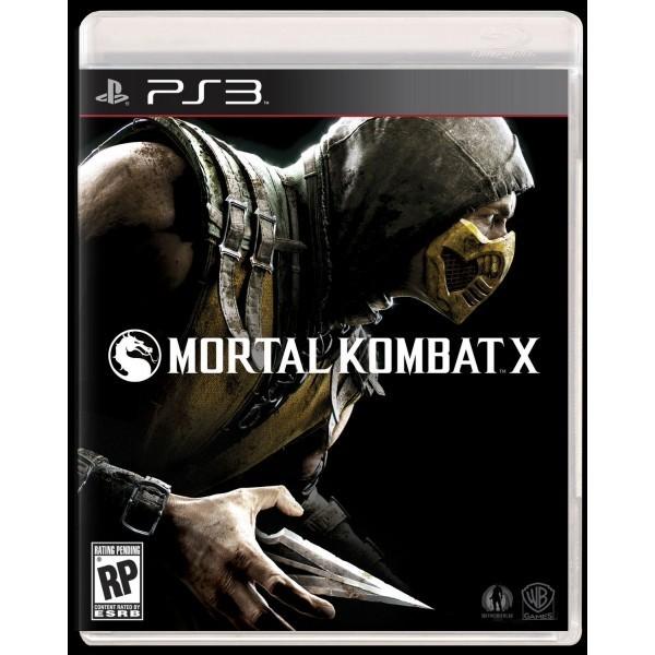 Mortal Kombat X for PS3