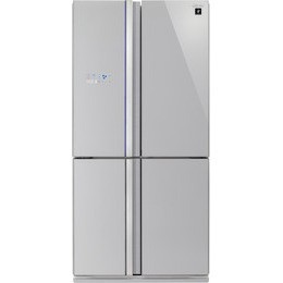 Sharp SJ-FS820VSL Bottom Freezer Four Door