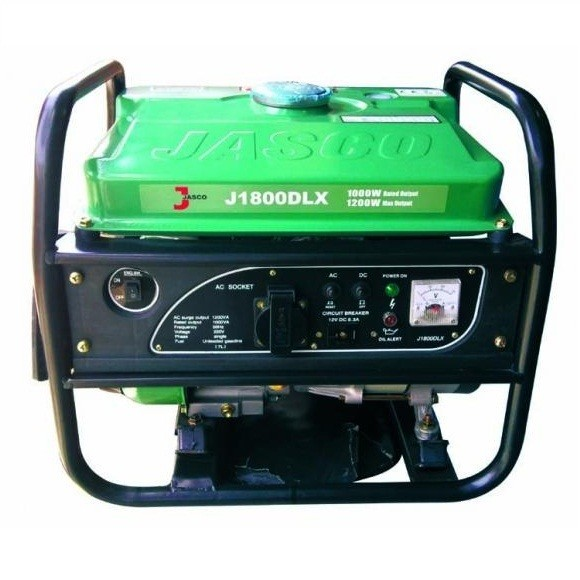 Jasco J1800DLX Gasoline Generators