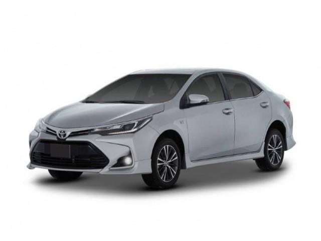 Toyota Corolla Altis Grande X CVT-i 1.8 Black Interior 2021 (Automatic)