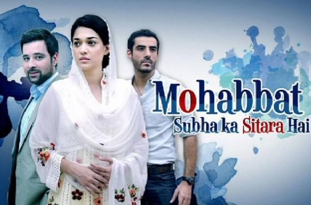 Mohabbat Subh Ka Sitara Hai