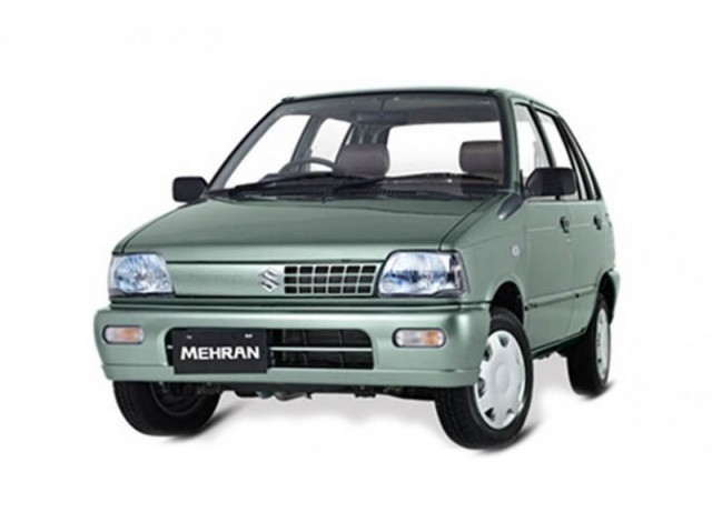 Suzuki Mehran VXR Euro II