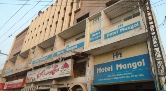 Hotel Mangol