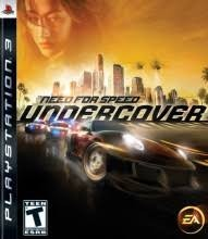 Need For Speed Undervcover