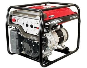 Honda EG4000CX Diesel Generator