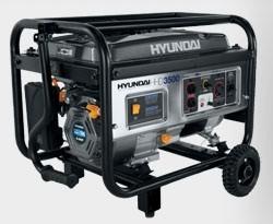 Hyundai HHD3500 Gasoline Generator