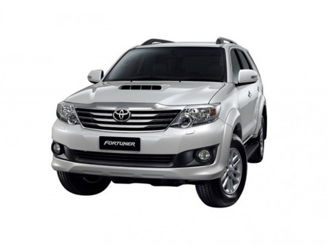 Toyota Fortuner 2.7 VVTi Automatic
