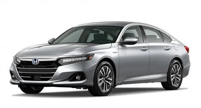 Honda Accord Hybrid EX