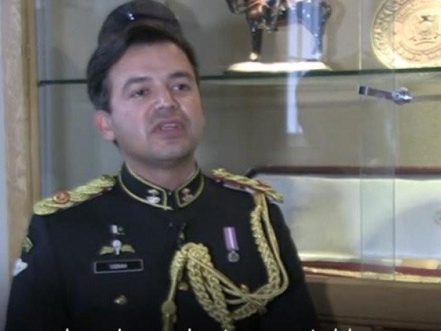 Major Uqbah Malik
