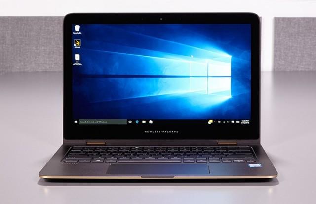 HP Spectre X360 Convertible PC 13 4139
