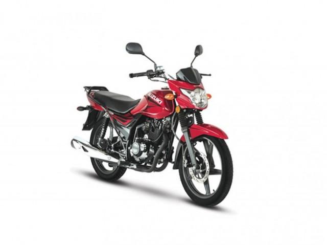 Suzuki GR 150 2018