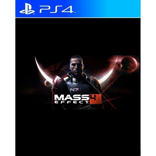 Mass Effect 4 For PS4