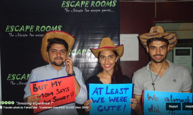Escape Rooms