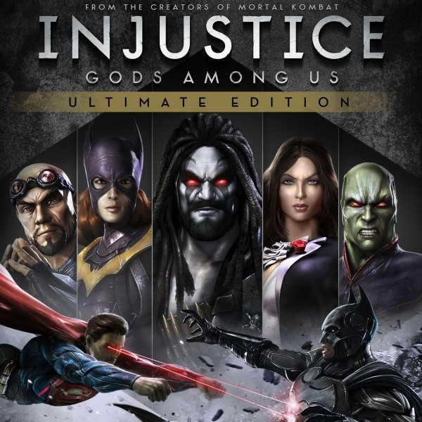 Injustice Gods Among Us For Xbox one