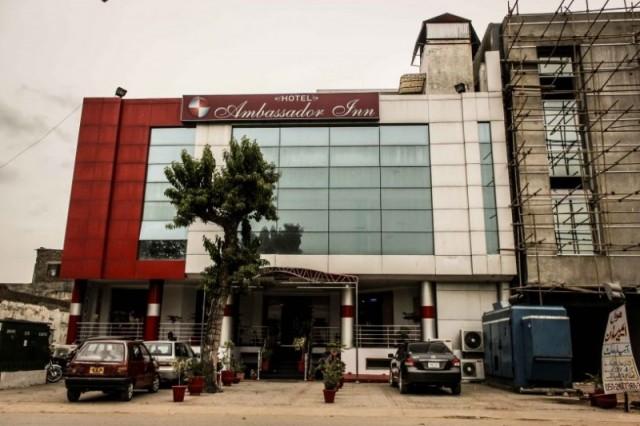 Ambassador Inn