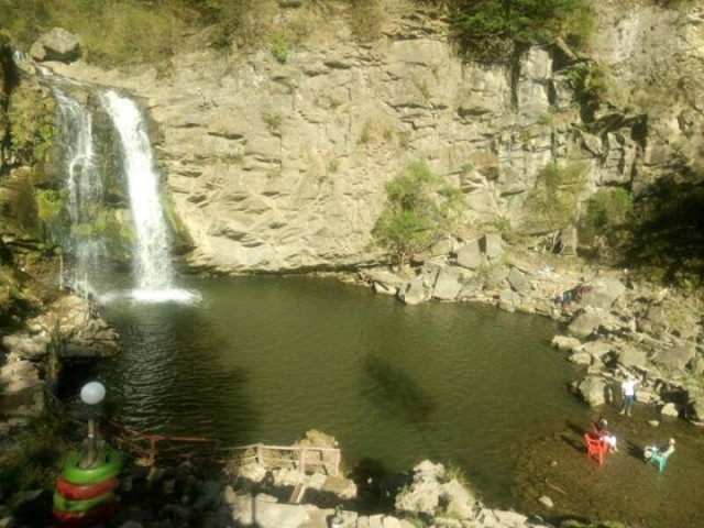 Nergola Waterfall
