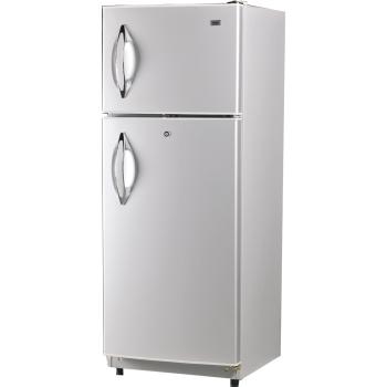 Haier HRF-322 Grey Top-Freezer Direct cooling