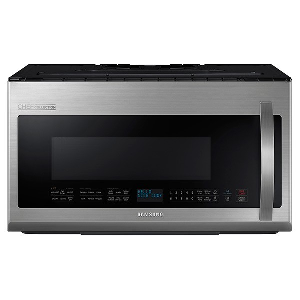 Samsung ME21H9900AS 60 Liters Over The Range