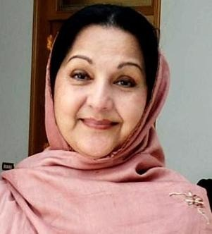 Kalsoom Nawaz Sharif