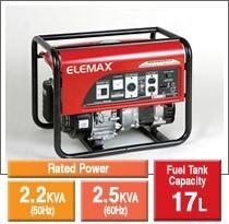 Elemax SH3200EX Diesel Generator