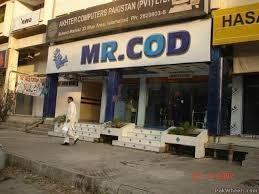 Mr.Cod