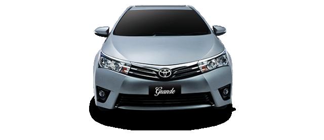 Toyota Corolla 1.8 L ALTIS CVTI