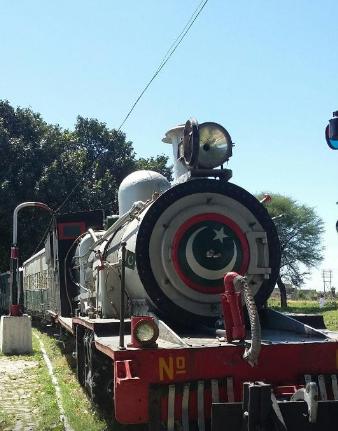Golra Sharif Railway Museum