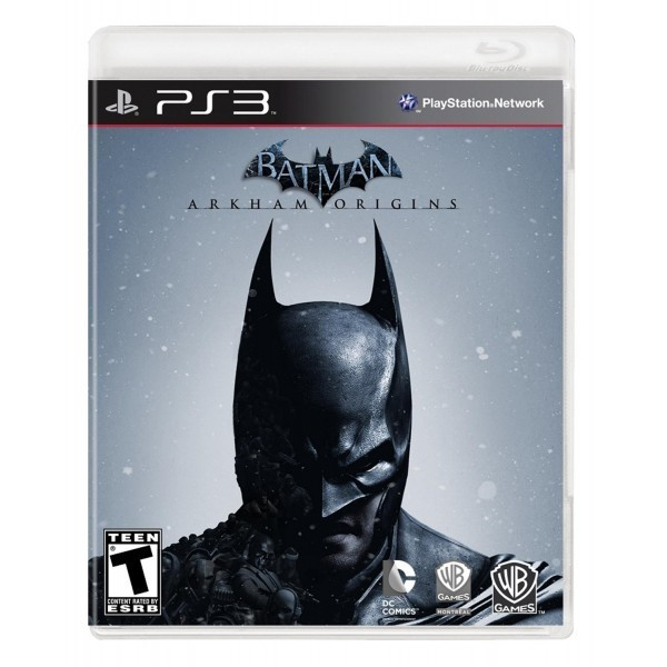 Batman Arkham Origins for PS3