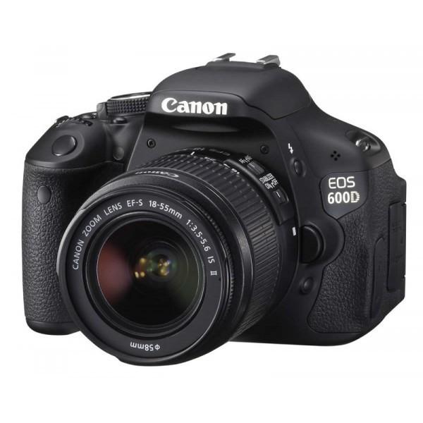 Canon EOS 600D 18-55mm Camera
