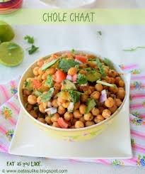 Dahi Chana Chat