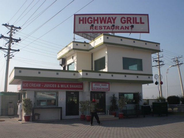 Highway Grill