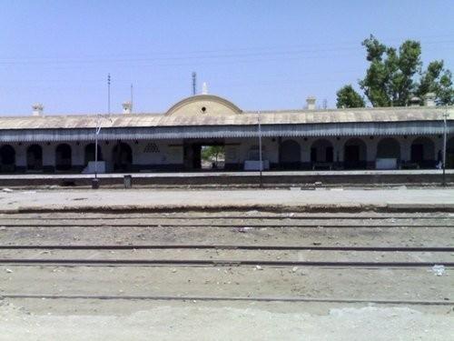 Dadu Railway Station