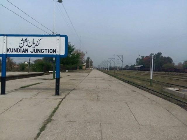 Kundian Junction Railway Station