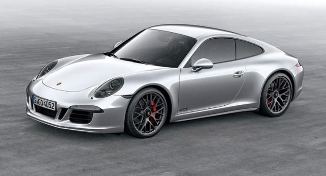 Porsche 911 GTS Cabriolet (2017)