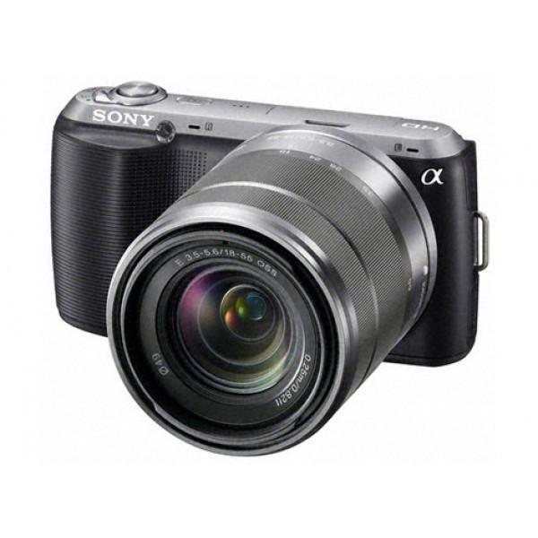 Sony DSLR-NEXC3D 18-55mm