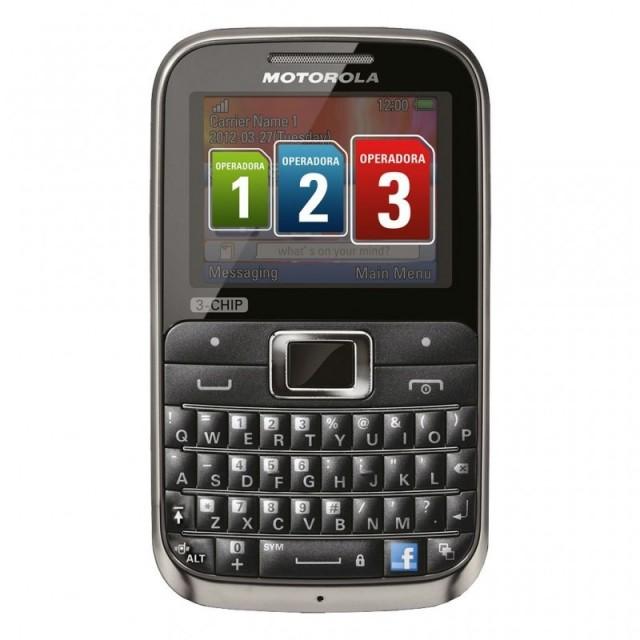 Motorola MOTOKEY 3-CHIP EX117