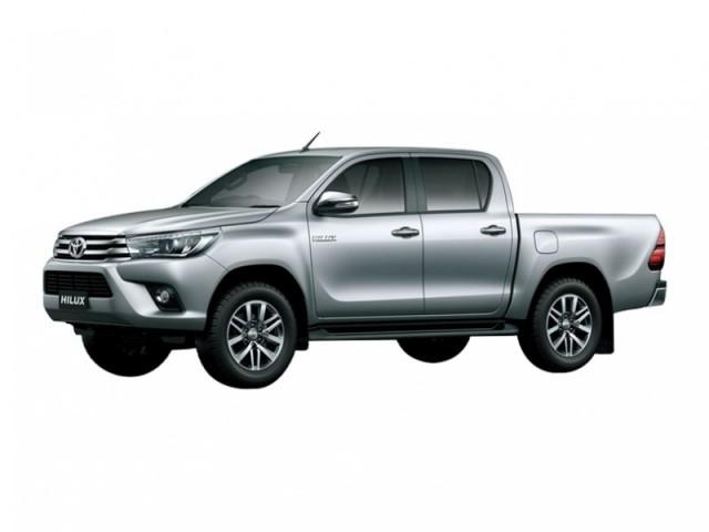 Toyota Hilux E 2021 (Manual)