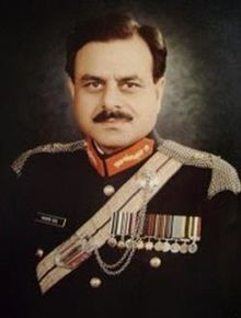 General Hameed Gull
