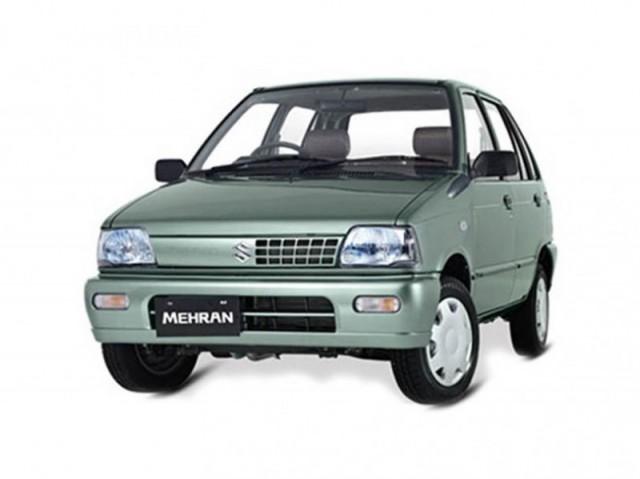 Suzuki Mehran VX Euro II
