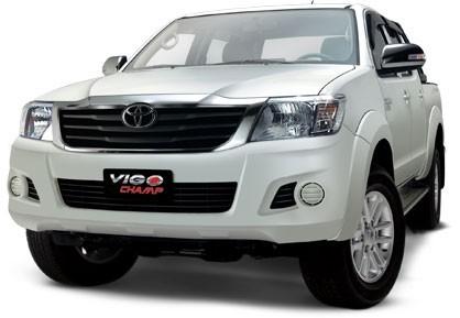 Toyota Hilux Vigo Champ Grade V