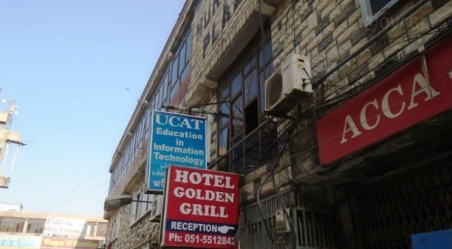 Hotel Golden Grill