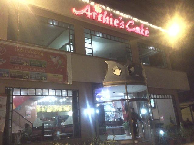 Archie's Cafe
