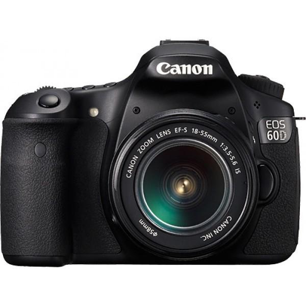 Canon EOS 60D 18-55mm Camera