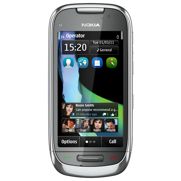 Nokia C7 Astound
