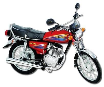 Asia Hero 125cc Self Start